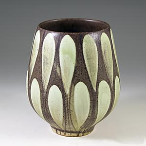 dybdahl small vase or cup blade pattern